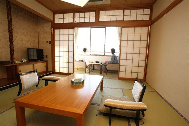 笹井ホテル客室イメージ