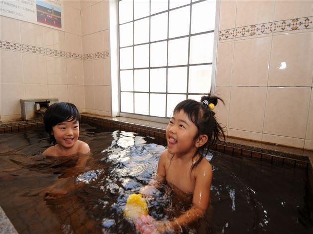 富士ホテル家族風呂