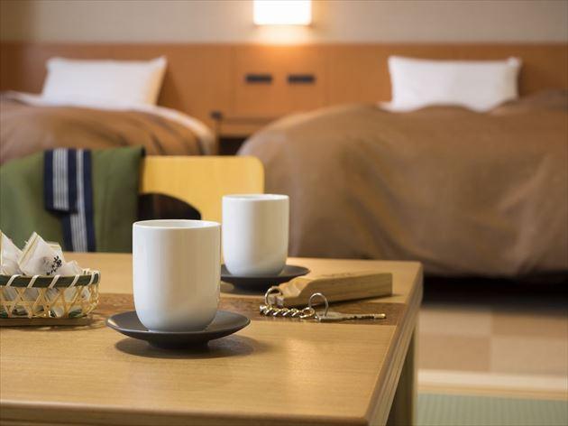 富士ホテル客室イメージ