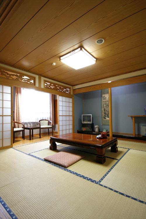 十勝川温泉国際ホテル筒井客室イメージ