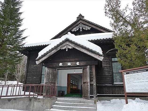 旧網走刑務所 教誨堂