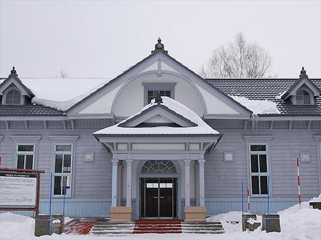 旧網走刑務所 庁舎