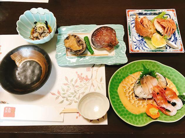 高島旅館 料理イメージ