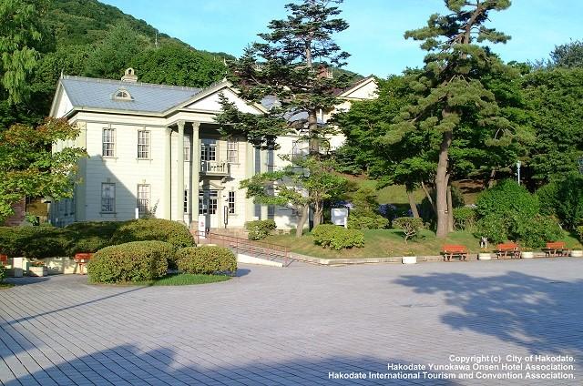 元町公園(函館市写真歴史館)