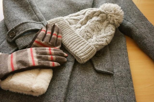 冬の函館の服装