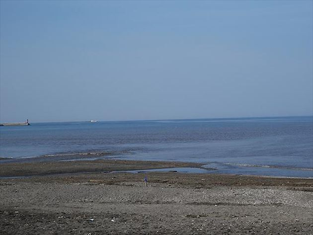 網走藻琴海岸