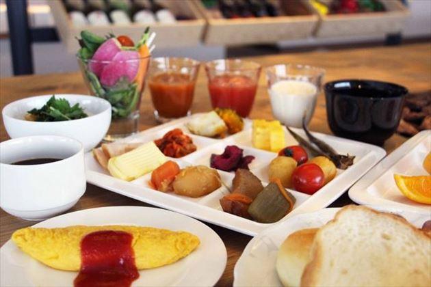 アートホテル旭川 朝食
