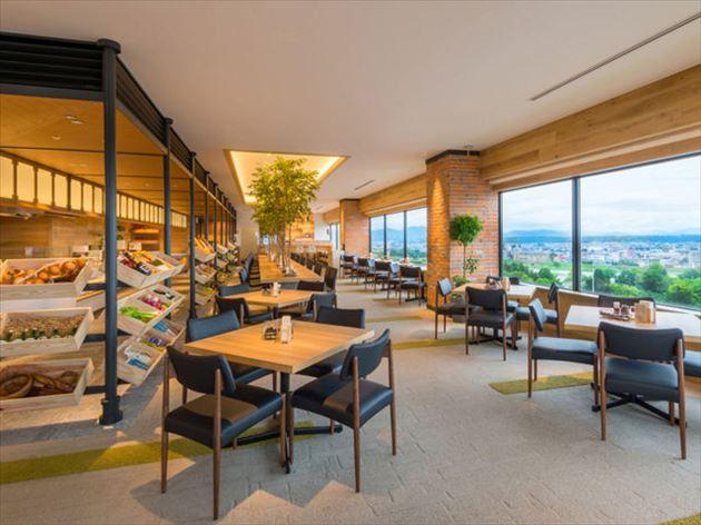 アートホテル旭川 レストラン
