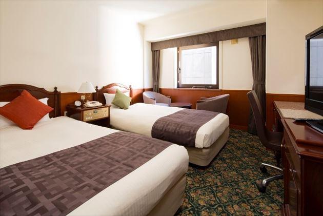 プレミアホテル-CABIN-旭川 客室