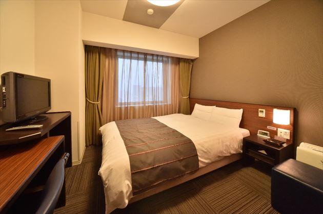 天然温泉 神威の湯 ドーミイン旭川 客室