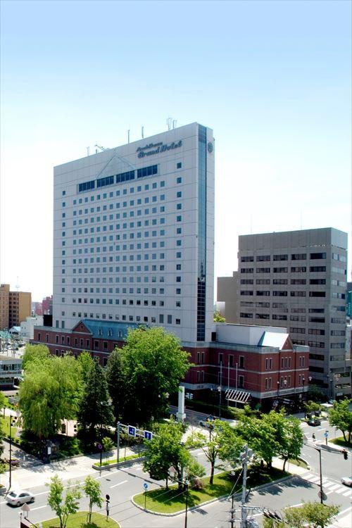 旭川グランドホテル 外観