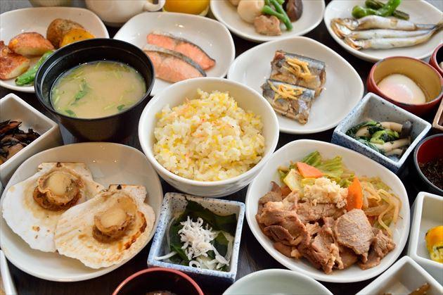 天然温泉 神威の湯 ドーミイン旭川 朝食