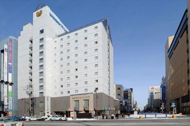藤田観光ワシントンホテル旭川 外観