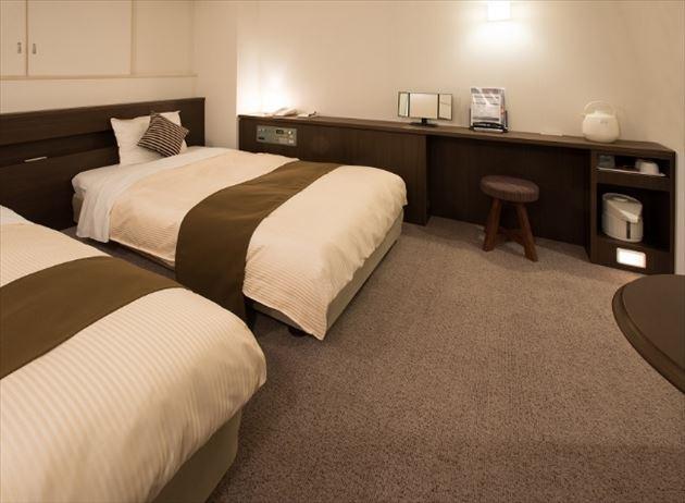 藤田観光ワシントンホテル旭川 客室