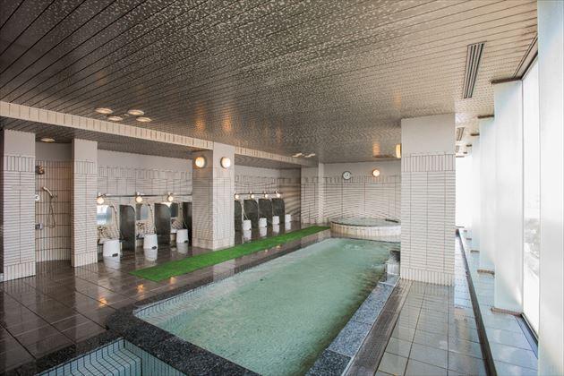ホテルクレッセント旭川 温泉