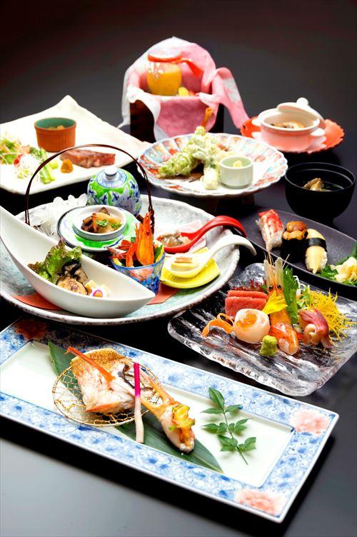 旭川グランドホテル 料理