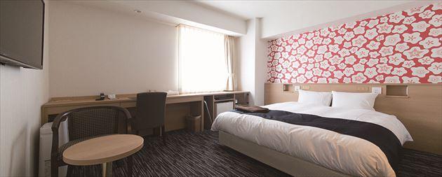 ホテルWBFグランデ旭川 客室