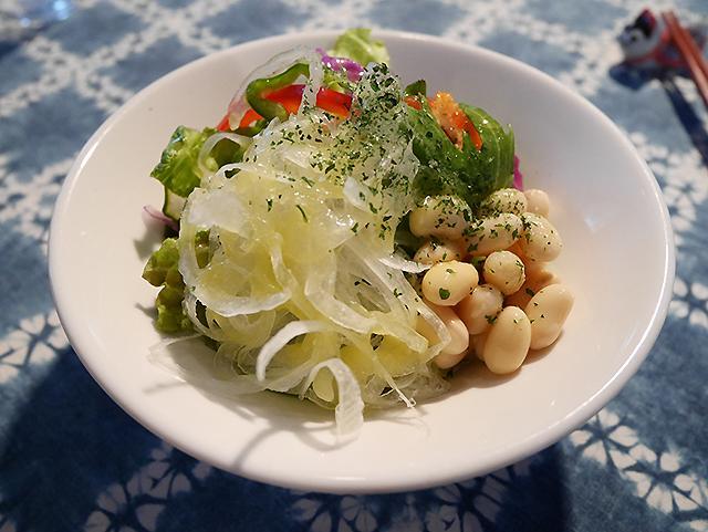 レストラン Blé サラダ