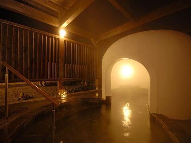 ホテルめぐま 温泉