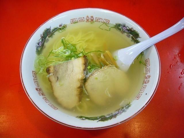 鳳蘭ラーメン
