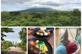 北海道・森町の観光 駒ヶ岳ビュースポットと絶品グルメ旅!