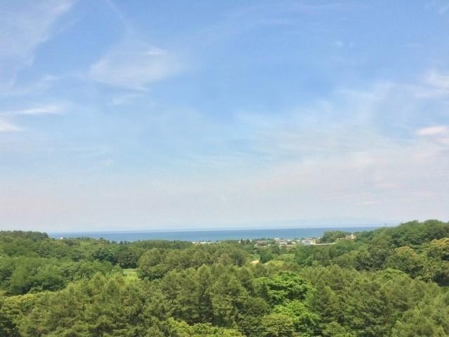 森町の風景