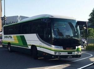 道東のバス