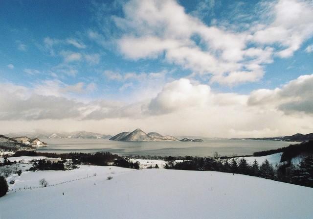 登別・洞爺湖・室蘭エリアの冬気温