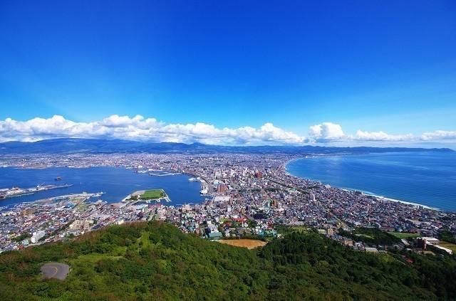 函館山からの景観