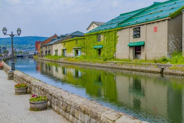 小樽運河 イメージ