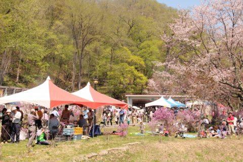 本別山渓つつじ祭り1