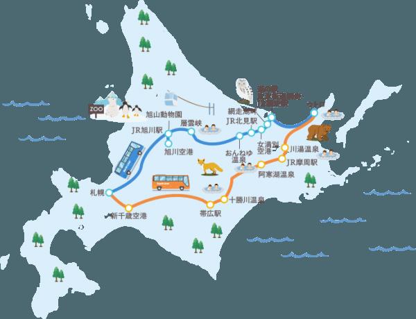 秋版マップ