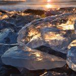 ジュエリーアイス・氷の芸術品を求めて│十勝・豊頃町