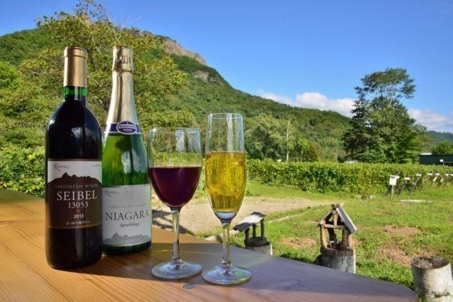 八剣山ワイナリーのワイン