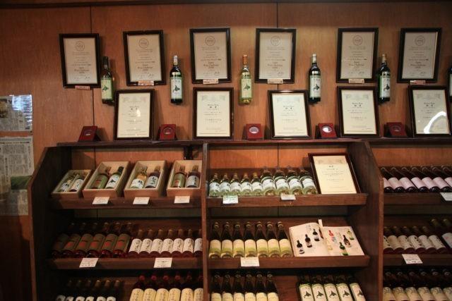 千歳ワイナリーワイン