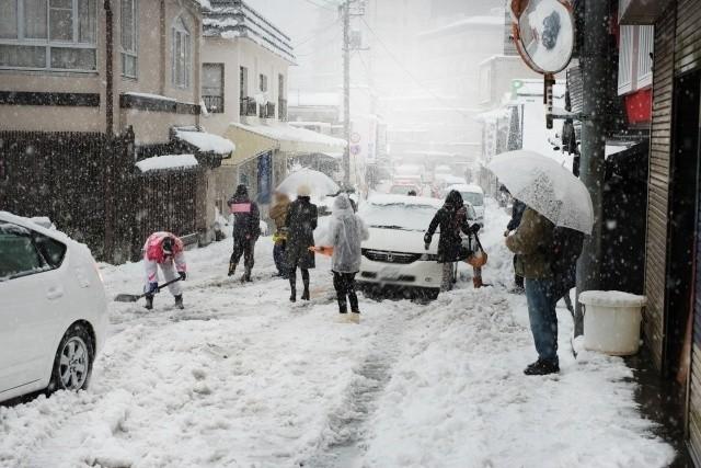 大雪イメージ