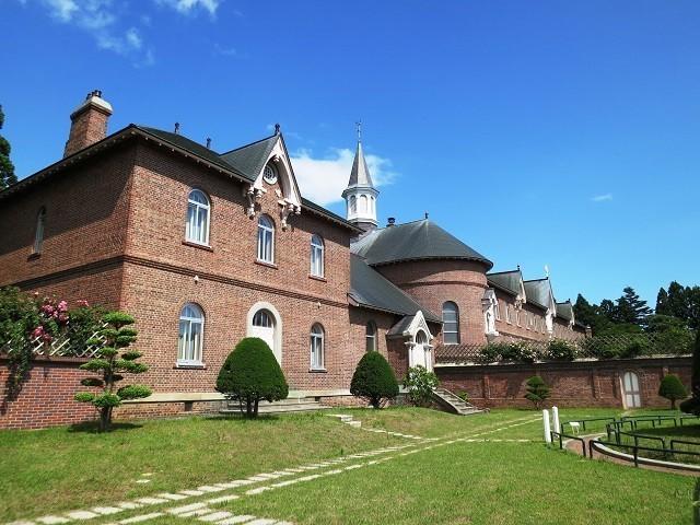 トラピスチヌ修道院(聖堂)