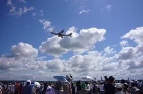 千歳基地航空祭でいつもは見られない景色を楽しもう♪