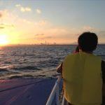 釧路観光クルーズ船 シークレインでサンセットクルーズを体験!