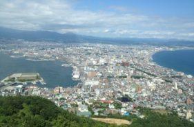 函館の歴史を感じる♪観光エリアにある日本最初&最古