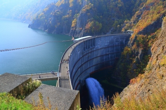 豊平峡ダム