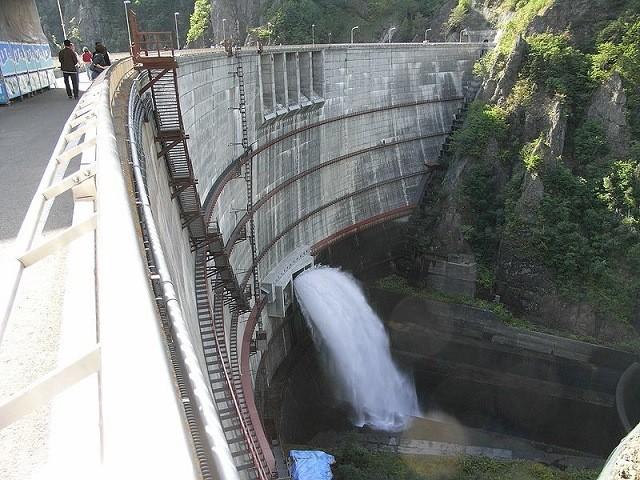 豊平峡ダム②