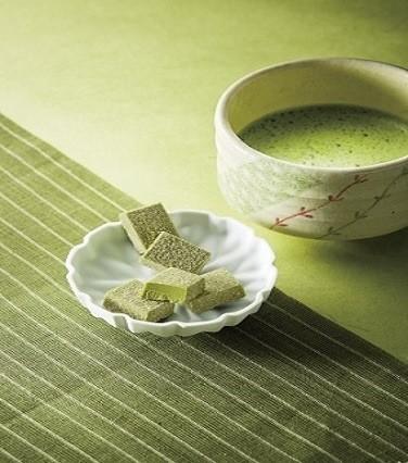 ロイズ 生チョコレート 抹茶