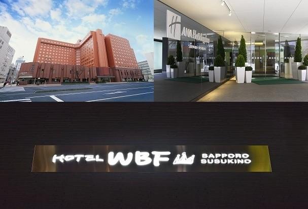 すすきの ホテル 紹介画像