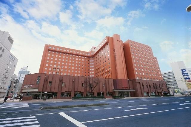 札幌東急REIホテル 外観