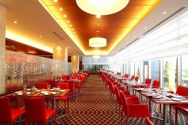メルキュールホテル札幌 レストラン ボルドー
