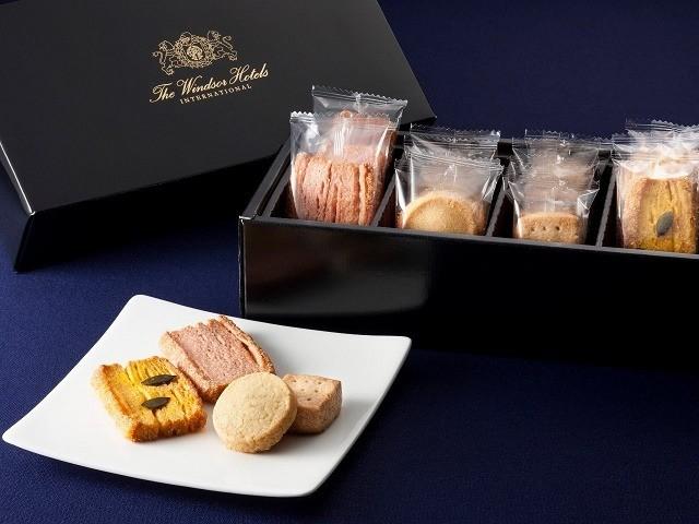 ウインザーホテル洞爺 オリジナルクッキー