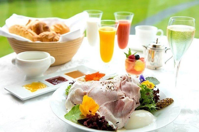 ウインザーホテル洞爺 ギリガンズアイランド 朝食