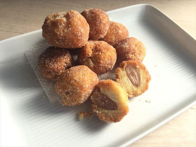 きたみ菊祭り 菊ドーナツ