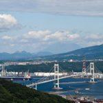 北海道と本州を結ぶフェリー航路(小樽・函館・室蘭編)